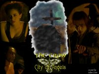 The crow city of angels logo - photo#21